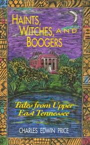 Cover of: Haints, witches, and boogers | Charles Edwin Price