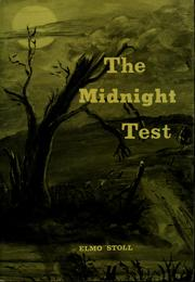 Cover of: The midnight test | Stoll, Elmo