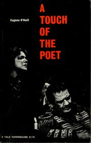 Cover of: A touch of the poet | Eugene O