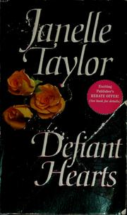 Cover of: Defiant hearts