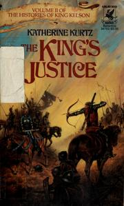 Cover of: The king's justice