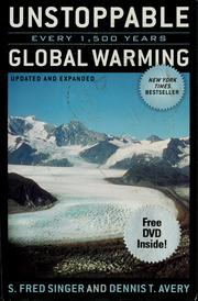 Cover of: Unstoppable global warming