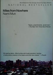 Cover of: Miles from nowhere | Nami Mun