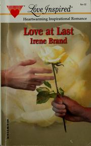 Cover of: Love at last
