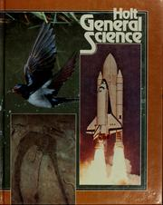 Cover of: Holt general science