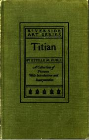 Cover of: Titian | Estelle May Hurll