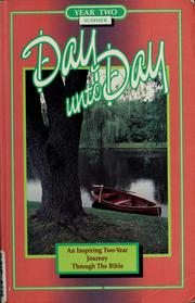 Cover of: Day unto day