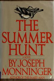 Cover of: The summer hunt