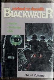 Cover of: Michael McDowell's Blackwater