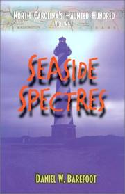 Cover of: Seaside spectres