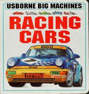 Cover of: Racing cars |