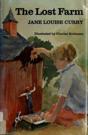 Cover of: The lost farm