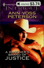 Cover of: A rancher