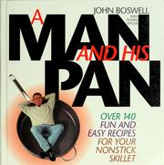 Cover of: A man and his pan