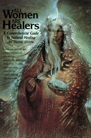 Cover of: All women are healers | Diane Stein