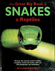 The great big book of snakes & reptiles