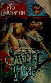 Cover of: Sweet fire