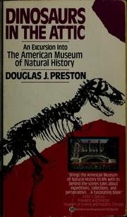 Cover of: Dinosaurs in the attic