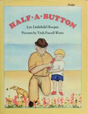 Cover of: Half a button