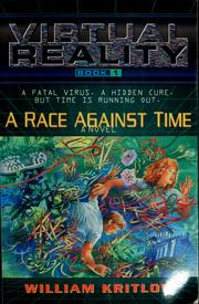 Cover of: A race against time | William Kritlow