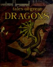Cover of: Tales of great dragons | J. K. Anderson