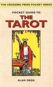 Cover of: Pocket Guide to the Tarot
