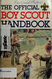 Cover of: Official Boy Scout handbook | William Hillcourt