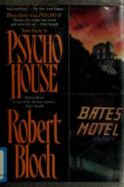 Cover of: Psycho House (Psycho #3)