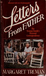 Cover of: Letters from father