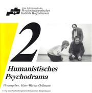 Cover of: Humanistisches Psychodrama Band 2 |