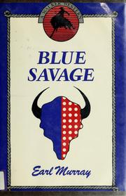 Cover of: Blue savage