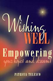 Cover of: Wishing well