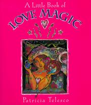 Cover of: Little book of love magic