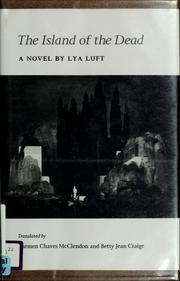 Cover of: The island of the dead