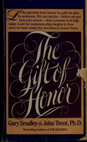 Cover of: The gift of honor