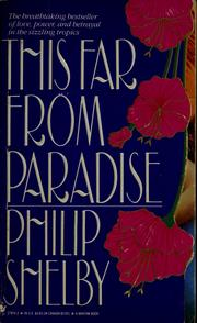Cover of: This far from paradise