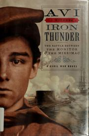 Cover of: Iron Thunder | Avi