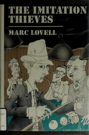 Cover of: The imitation thieves. | Marc Lovell