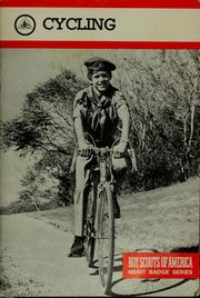 Cover of: Cycling | Boy Scouts of America