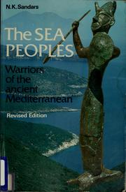 Cover of: The sea peoples