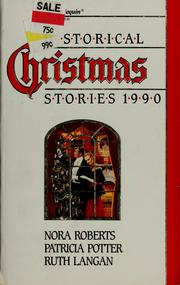 Cover of: Historical Christmas |