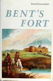 Cover of: Bent's Fort