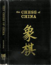 Cover of: The chess of China | Dennis A. Leventhal