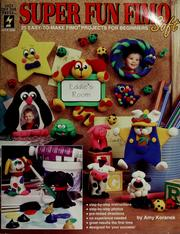 Cover of: Super fun FIMO, soft