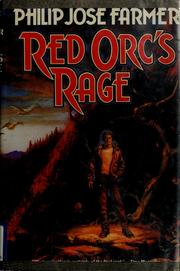 Cover of: Red Orc's rage