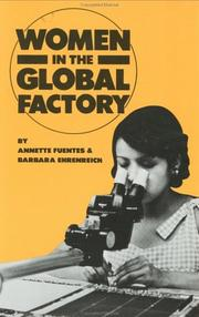 Cover of: Women in the global factory