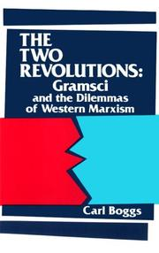 Cover of: The Two Revolutions