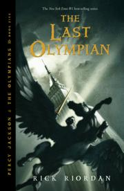 Cover of: The Last Olympian (Percy Jackson and the Olympians, Book 5)