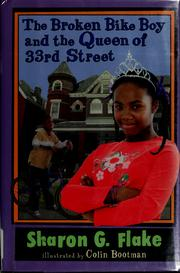 Cover of: The broken bike boy and the Queen of 33rd Street