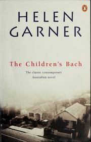 Cover of: The children's Bach